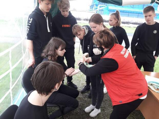 30 апреля 2021года прошёл слёт юных спасателей пожарных, в которой приняла участие команда школы ´Экипаж´.