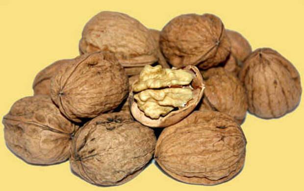 Орехи, лук и мед избавят от сильных головных болей