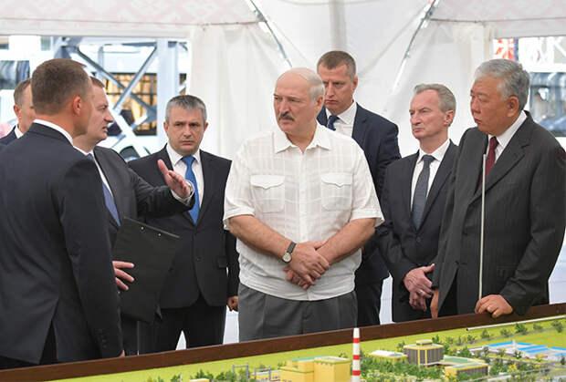 Лукашенко о бастующих: «Пусть идут»