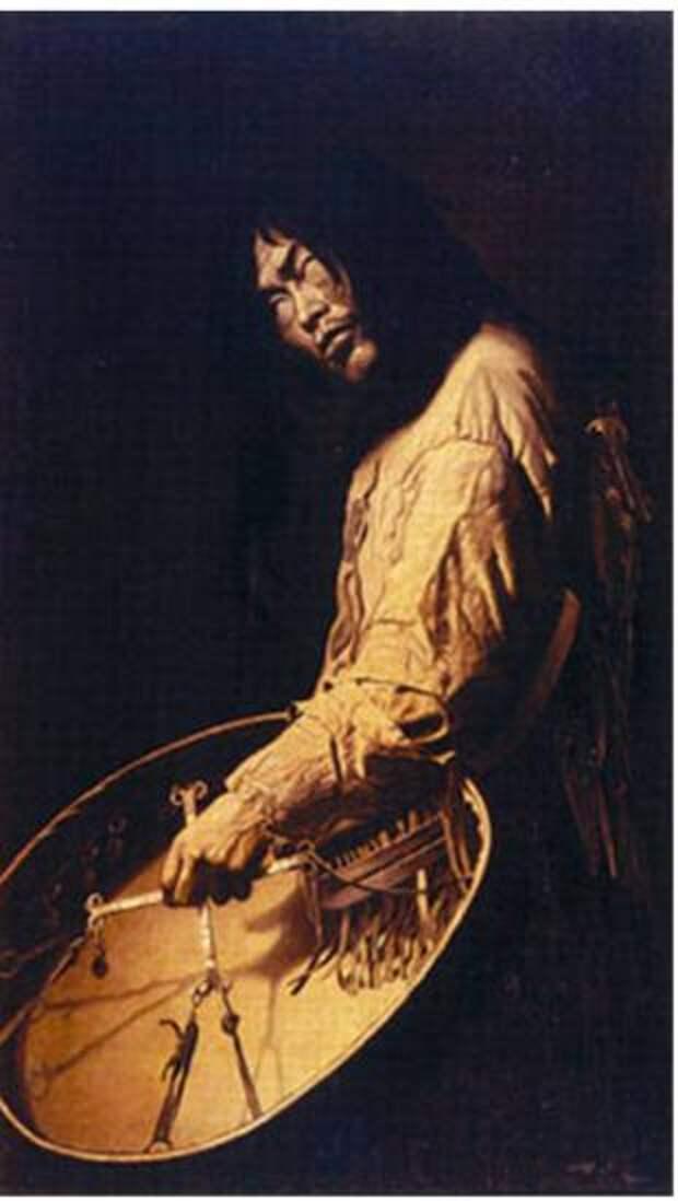 Загадка могилы шамана на Южном Урале