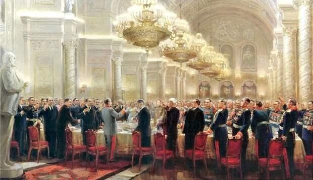 Искренний тост Сталина 24 мая 1945 года
