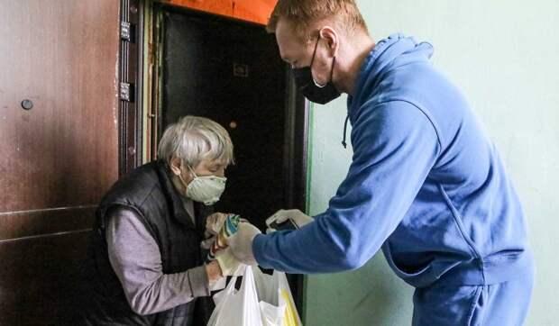 Десятки тысяч москвичей стали волонтерами во время пандемии