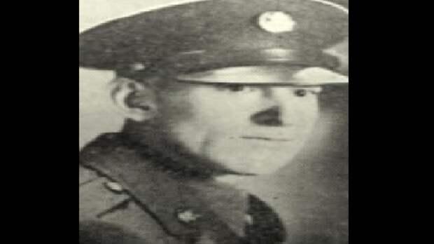 Рядовой Гарри Лепп 1942 год