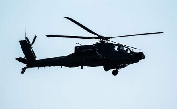 Avia.pro: российская система РЭБ могла «сжечь» системы вертолета США в Сирии