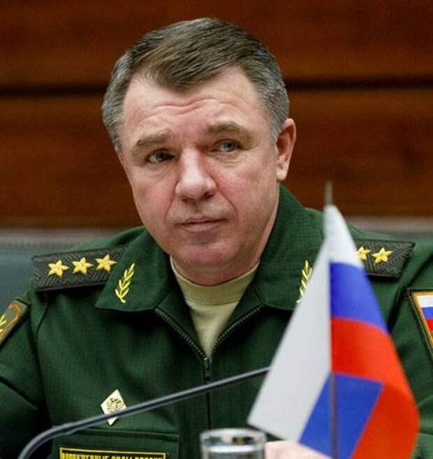 МО РФ назвало фейком публикации о смене командующего группировкой войск в САР