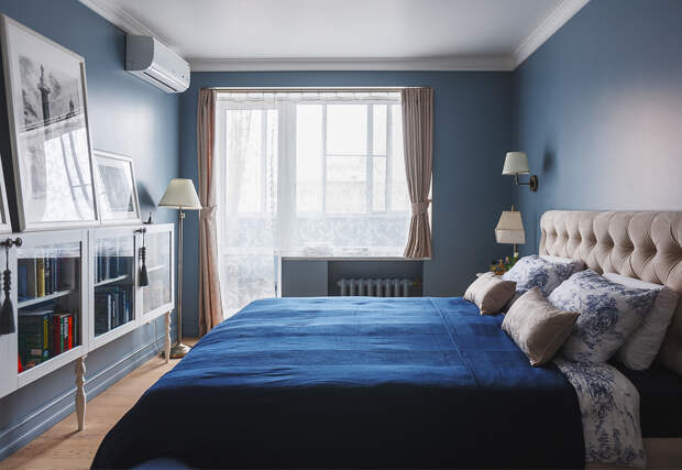 спальня в хрущевке фото