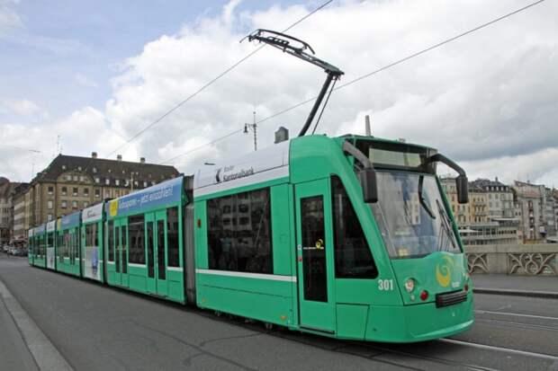 Международные трамваи