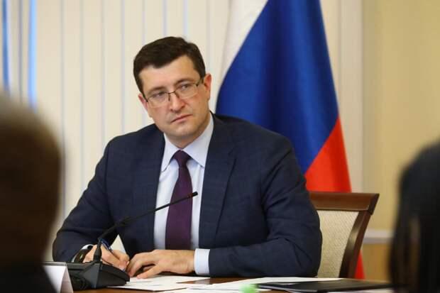 Глеб Никитин не планирует покидать пост губернатора Нижегородской области