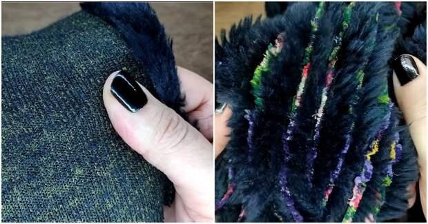 Изюминка гардероба: необычная идея переработки старого меха