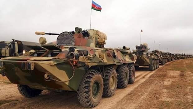Алиев заявил о планах Азербайджана приобрести у России оружие и технику