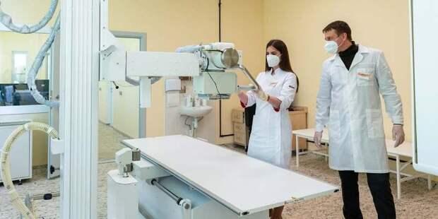 ИИ активно помогает столичным врачам в обследованиях и постановке диагноза