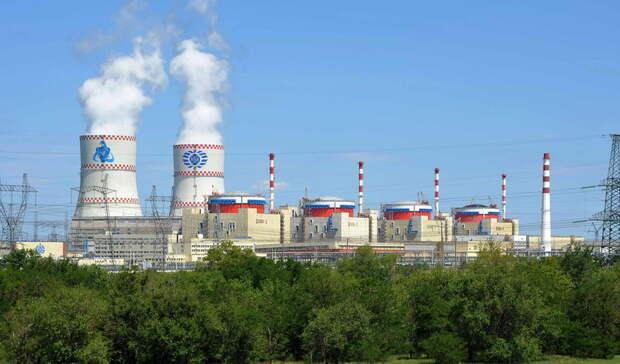 Ростовская АЭС потратила назащиту экологии 660млн рублей в2020 году