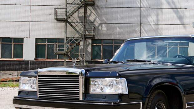Автомобиль для члена политбюро ЦК КПСС выставили на продажу за 37 миллионов