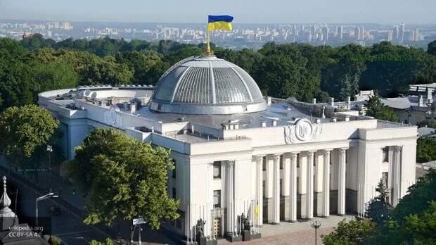 Украина работает над законом об уголовной ответственности за поддержку российского Крыма