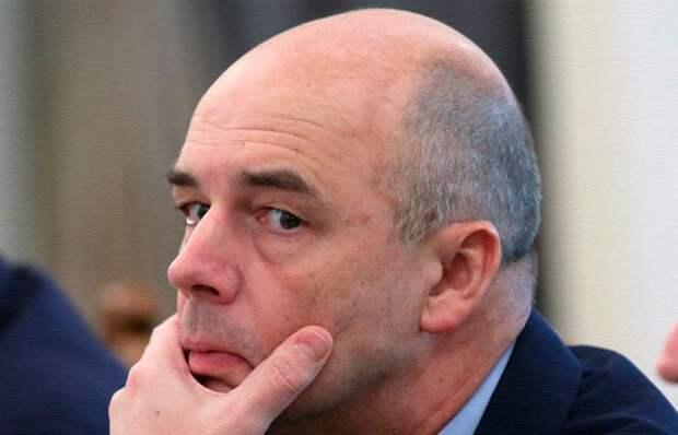 Силуанов заявил, что пенсионная обдираловка не несёт никакой выгоды для бюджета