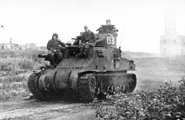 Почему советские танкисты не хотели воевать на американских танках