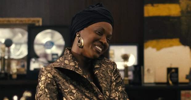 Темнокожая актриса пожалела, что сыграла певицу Нину Симон
