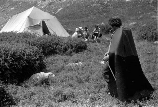 Дербент и его жители на фотографиях 1991 год.