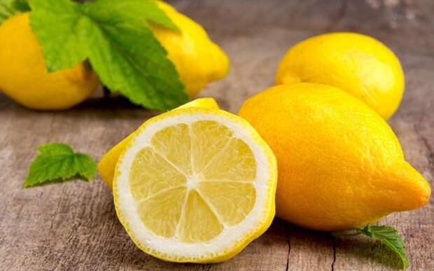 Лечение лимонами - народные рецепты