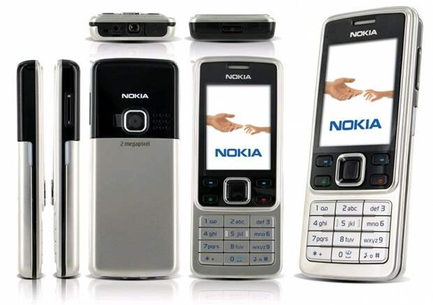 3. Nokia 6300 (2007, $250) история, телефон, факты