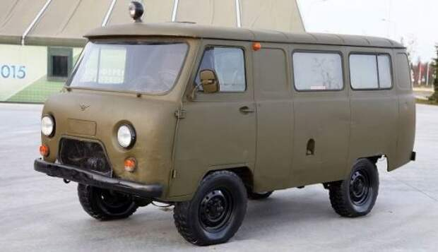 К 60-летию «Буханки» УАЗ выпустит секретную версию автомобиля