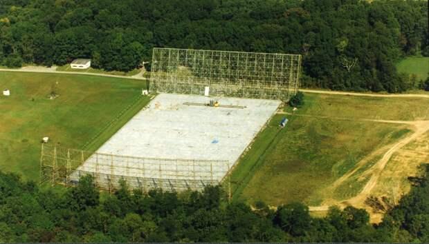 Радиотелескоп «Большое ухо»