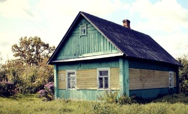 Мужчина никого не послушал и вложил все деньги в развалившийся дом. Через полгода ему завидовали