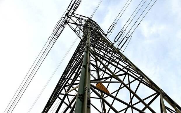 Российская электроэнергия обвалила цены внутри Украины