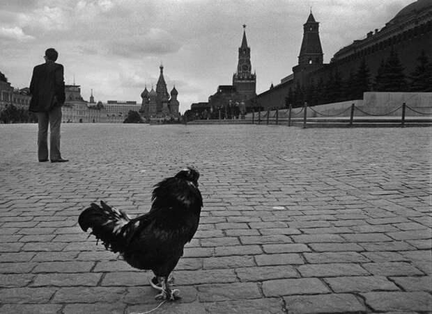 Непарадные ФОТО советской Москвы