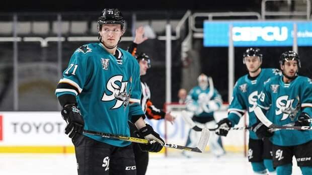 «Сан-Хосе» обыграл «Колорадо» в регулярном чемпионате НХЛ