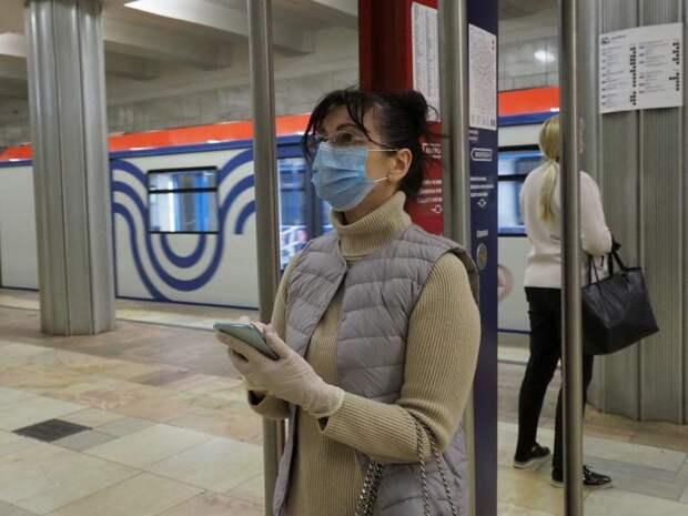 Собянин: Около 1,3 тыс вагонов поезда «Москва-2020» поступят в парк метро за три года. Фото: Ольга Чумаченко