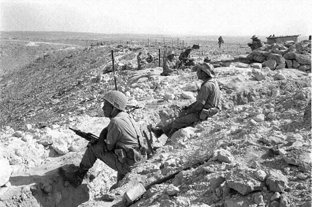 Шестидневная война в фотографиях