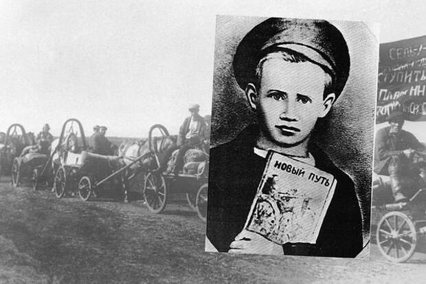Настоящая история Павлика Морозова