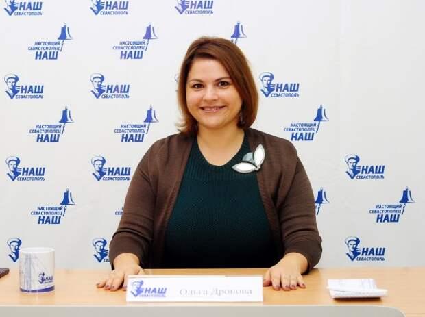 Ольга Дронова: «Мне претит участвовать в этом цирке»