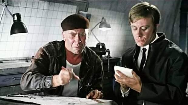 Лучшие актерские дуэты. Анатолий Папанов и Андрей Миронов.