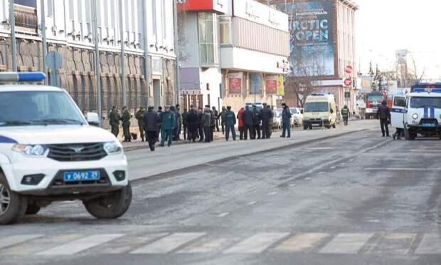 ВЧите местного жителя приговорили кшести годам колонии заоправдание теракта вархангельском УФСБ