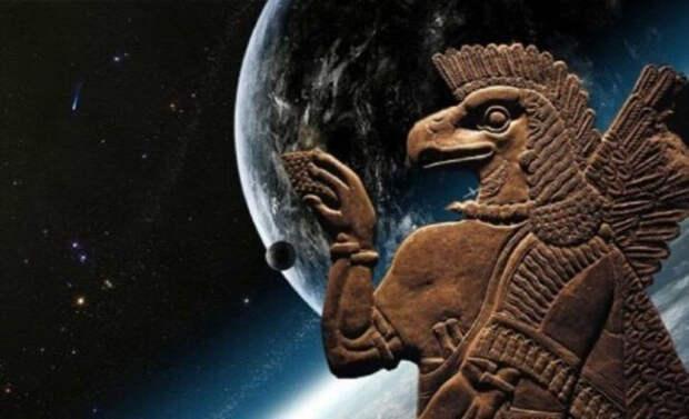Легенда об ануннаках и Нибиру: истоки нашей цивилизации?