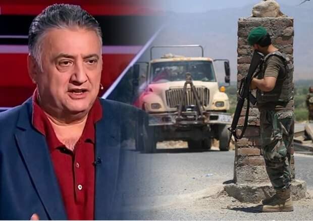 Багдасаров предрек опасный для России расклад из-за наступления талибов на Афганистан