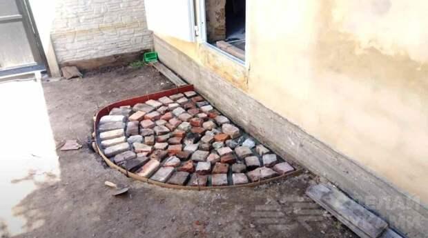 Как сделать крыльцо со ступенями из бетона