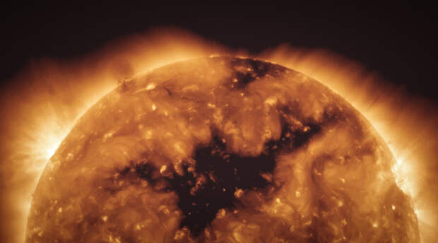 Возможно наше Солнце это звёздные врата