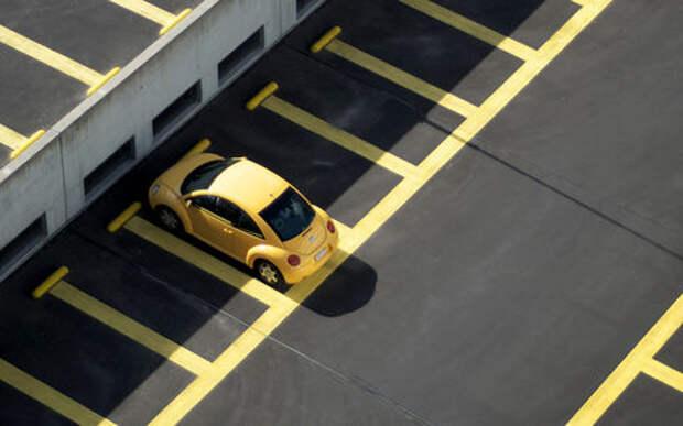 Разработан онлайн-сервис для определения свободных парковочных мест