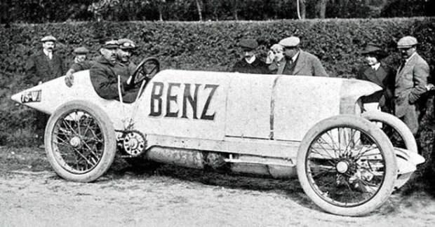 Ганс Нибель: конструктор, сделавший Мерседес-Бенц великим автопроизводителем
