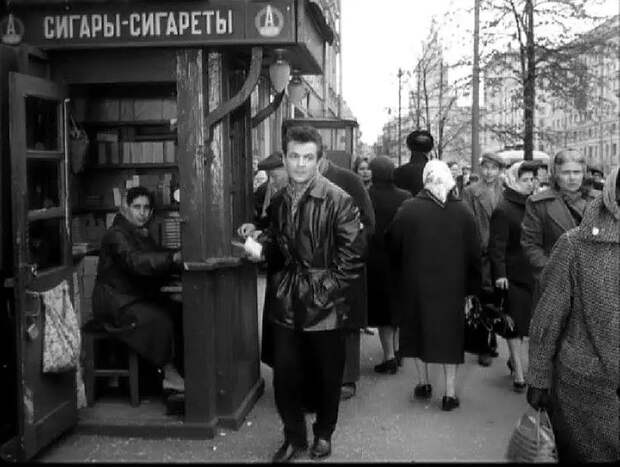 «Ларёчная» Москва, которую мыпотеряли