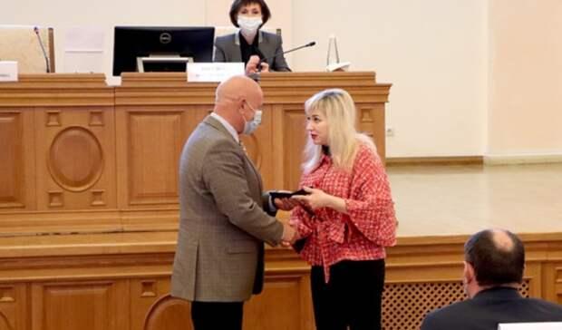 Сергей Курганский стал депутатом Белгородской областной думы