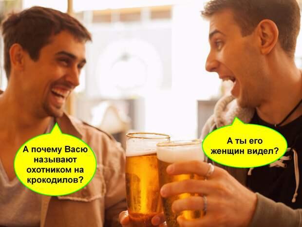 Ковбой заходит в салун и заказывает рюмку виски...
