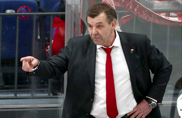 Главным тренером сборной РФ по хоккею на Олимпиаде в Пекине хотят назначить Олега Знарка