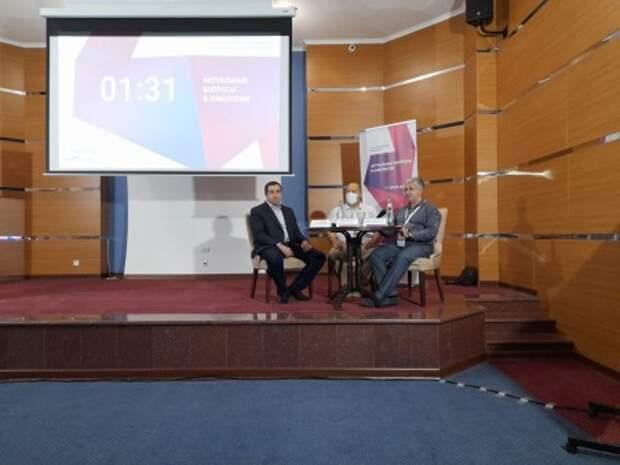 В Нальчике проходит конференция онкологов
