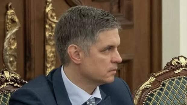 Новый глава МИД Украины назвал приоритетной задачей возвращение Крыма