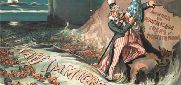 Америка превращается в карикатуру на СССР