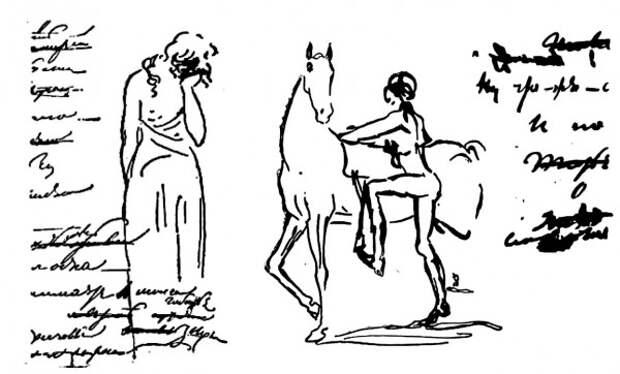 Пикантные детали детских сказок Пушкина